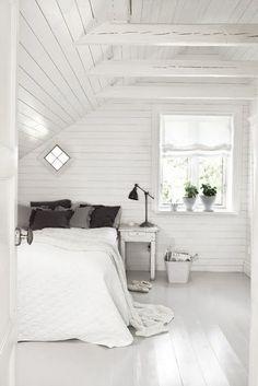 white floors.. Love the white floors!!