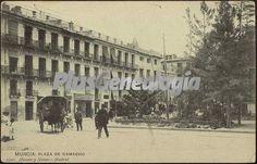 Plaza de camacho, murcia