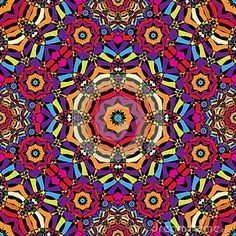 seamless-kaleidoscope-pattern-vector-illustration-32515585.jpg (400×400)