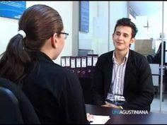 Un video explicando como hacer una entrevista de empleo.