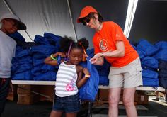 Rescue Mission's giveaway prepares kids for school