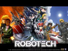 Robotech por artistas 3d de Taringa! - Taringa!