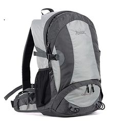 ALUSOutdoor waterproof hiking hiking backpack  35L men and women leisure sports baggray 35L * Read more at the image link. (This is an affiliate link) #CampingBackpacksandBags