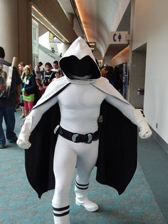 Moon Knight (Marvel Comics) | Source: http://andwhut.tumblr.com/post/94978292194/moon-knight