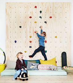 Børneværelse: Kreativt rum for krudtugler