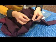die Komplizin: 2 geniale Ideen für Bundabschlüsse am Sweatshirt