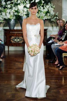 Legends by Romona Keveza Dress 4 Romona Keveza Wedding Dresses, Fall Wedding Dresses, Boho Wedding Dress, One Shoulder Wedding Dress, Wedding Gowns, Strapless Gown, Martha Stewart Weddings, Wedding Inspiration, Wedding Ideas