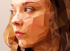 Game of Polygons: Illustrations by Mordi Levi   Inspiration Grid   Design Inspiration