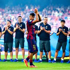 18.08.14 Barça (6) - Leon FC (0)