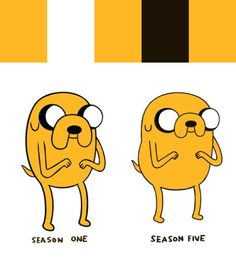Adventure Time - Jake the Dog