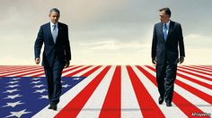 Our American endorsement  Which one?  America could do better than Barack Obama; sadly, Mitt Romney does not fit the bill