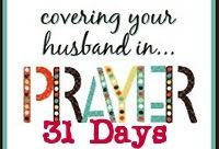 31 days of prayer for your husband