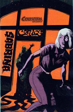 Chilling Adventures of Sabrina Archie Comic Books New Ongoing Series! Terror is born anew in this dark reimagining of Sabrina the Teenage Witch's origin. Archie Comics, Archie Comic Books, Fanart, Afterlife With Archie, Teen Witch, Sabrina Spellman, Witch Art, Horror Comics, Comic Games