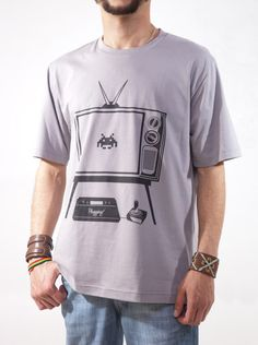 Camiseta Plugging Old School - Masculina.