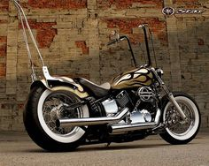 Artistic Yamaha Motorcycles from the last 11 Years - Yamaha V Star 1100 Motorcycles Year 2006 Models 40