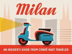 Milan for Herb Lester/Condé Nast Traveller by Riley Cran
