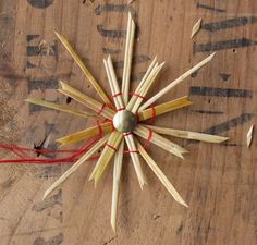 A tradition in Germany and Sweden, these simple, all-natural straw ornaments are beautiful, affordable and fairly easy to make. Make some to grace your Christmas tree, then make some to give away a…