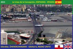 Confini amministrativi - Riigipiirid - Political borders - 国境 - 边界: 2015 ES-GI Hispaania-Gibraltar (Ühendkuningriik) S...
