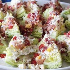 Salada de alface americana: fácil, diferente e deliciosa! - Viva 50 por Maria Celia e Virginia Pinheiro