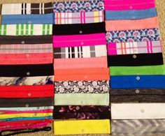 lululemon headbands - Love them!