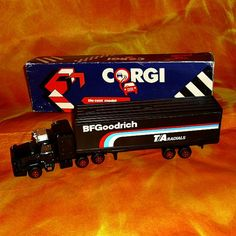 BTGoodrich T/A Radials Tires Diecast Vehicle by WelshGoatVintage