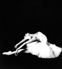 Ballerina. Photo Edit in 2 in Black and White by Me.