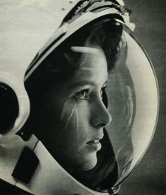 "Happy birthday to one of NASA's oldest active astronauts - Anna Fisher. "" ""Anna Lee Tingle Fisher is an American chemist and a NASA astronaut. Formerly married to fellow astronaut Bill Fisher, and the. Life Magazine, Anna Fisher, Plakat Design, Anna Lee, Gig Poster, Portraits, Photos Of Women, Strong Women Pictures, Women In History"