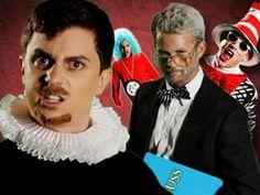 Epic Rap Battles of History: Dr. Seuss vs. Shakespeare