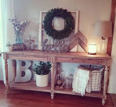 23 Rustic Farmhouse Decor Ideas Are you a farmhouse style lover? If so these 23 Rustic Farmhouse Decor Ideas will make your day! Check these out for lots of Inspiration! Rustic Farmhouse Decor, Rustic Decor, Modern Farmhouse, Country Farmhouse, Rustic Modern, Farmhouse Living Room Decor, Rustic Homes, Farmhouse Style Decorating, Vintage Modern