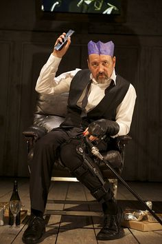 Kevin Spacey as Richard III (2012)