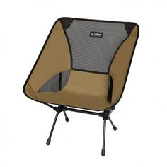 """""""Chair One Coyote Tan"""" Leight Weight Camping Chair by HELINOX® 