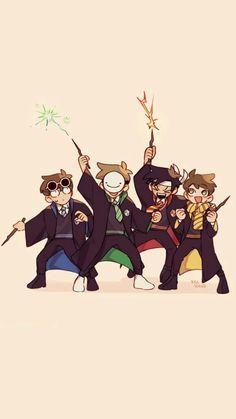 Ichigo Y Orihime, Team Wallpaper, Minecraft Wallpaper, Dream Friends, Minecraft Fan Art, My Dream Team, Dream Art, Cute Drawings, Cute Art