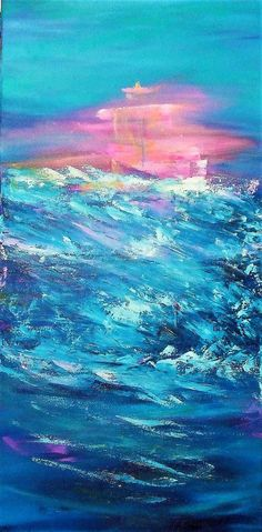 Painting Edges, Acrylic Painting Canvas, Painting Art, Pictures To Paint, Art Pictures, Painting Pictures, Boating Pictures, Sailboat Art, Sailboats