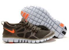 reputable site 568c3 451b4 Buy Nike Free 3.0 v3 Mens Khaki Orange UK Outlet Online Nike Shoes, Cheap  Nike