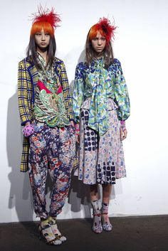 Libertine Spring 2013 Ready-to-Wear Collection #nyfw