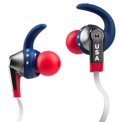 Monster iSport Team USA Immersion In-Ear Headphones