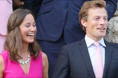 9/19/2014: Pippa Middleton & Nico Jackson attend a wedding at Carlo V Castle (Monopoli, Italy): in Tabitha Webb