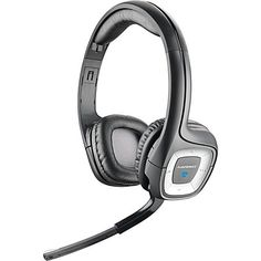 Office Depot - Plantronics .Audio™ 995 Wireless Over The Head Binaural Headset