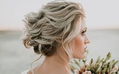 Breathtaking Wedding Hairstyles from Hair and Makeup by Steph