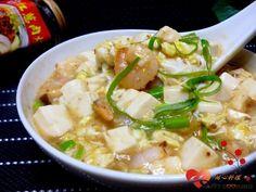 Tofu And Egg Soup