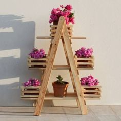 45 Easy DIY Woodworking and Pallet Projects for Beginners Woodworking is the skill that allows you to work on various wooden projects, such as doors and tables. Particularly, this is one of those skills . Wooden Projects, Pallet Projects, Wood Crafts, Diy And Crafts, Diy Projects, Pallet Ideas, Garden Rack, Herb Garden, Garden Planters