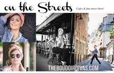 On the streets of Paris photo shoot - Paris, France. Top photography spots in Paris!