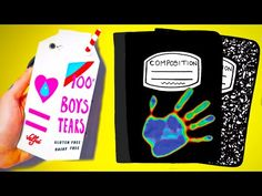 DIY Weird Back to School Supplies You Need To Try! - YouTube