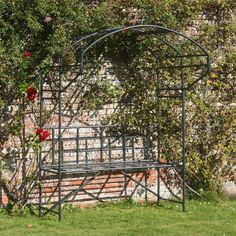 Image result for grow raspberries arbour