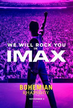 Watch Free Bohemian Rhapsody : Movies Online Singer Freddie Mercury, Guitarist Brian May, Drummer Roger Taylor And Bass Guitarist John Deacon. Freddie Mercury, Ben Hardy, Hindi Movies, 2018 Movies, Movies Online, Disney Pixar, Venom Film, Misery Movie, Top Rated Movies