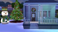 Mod The Sims: Snow Terrain Paint by orangesmasher221 • Sims 4 Downloads
