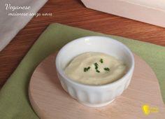 raccolta di salse veganese maionese senza uova ricetta-maionese-vegana-il-chicco-di-mais