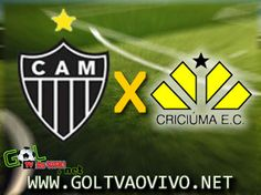 Assistir Atlético-MG x Criciúma ao vivo Campeonato Brasileiro 2013