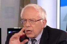 Bernie Sanders Files the Constitutional Amendment to Undo Citizens United