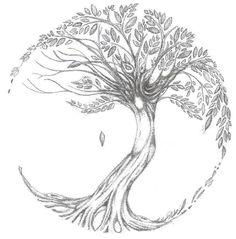 celtic ash tree tattoos | Inspiration image 0ad40a29d8dfb713b3eda34fd058cac